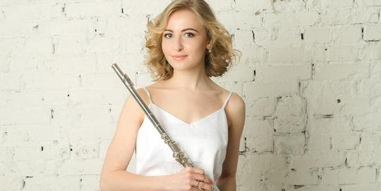 Наталия Чернова (флейта)